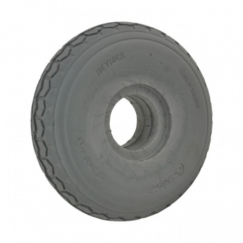 250 x 3 Grey Heymer Solid Tyre For A Mobility Scooter