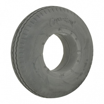 250 x 4 Grey Foy Solid Tyre For A Mobility Scooter