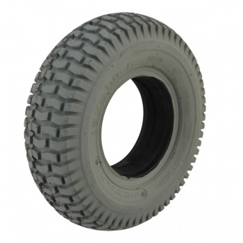 13/500 x 6 Grey Solid Tyre For A Mobility Scooter