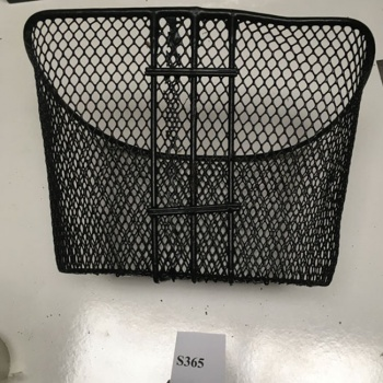 Used Front Metal Mesh Basket For A Mobility Scooter S365