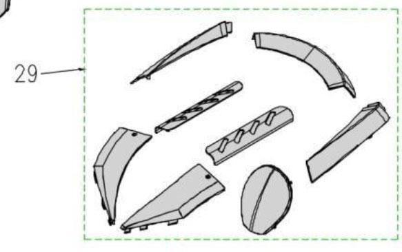 fuse box diagram lexus gx 460  lexus  auto fuse box diagram