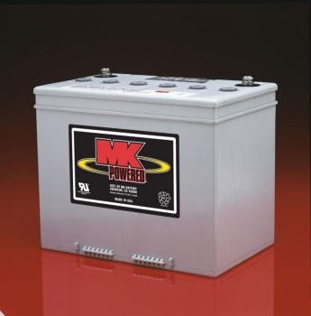 MK 12V 98AH Gel Mobility Scooter Battery