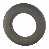 315mm Grey Solid Wheelchair Tyre