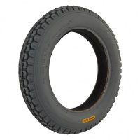 12.5 x 2.25 Grey Solid Tyre For A Powerchair / Wheelchair