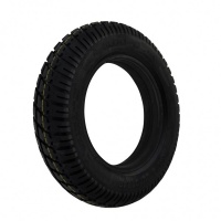 300 x 8 Black Solid Block Duratrap Tyre For A Mobility Scooter