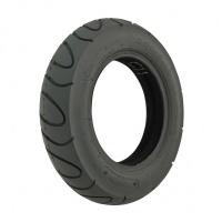 300 X 8 Grey Scallop Duratrap Solid Tyre For A Mobility Scooter