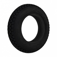 250 x 6 Black Solid Tyre For A Mobility Scooter