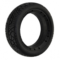 4 x 13'' Black Solid Tyre For A Pride Colt XL8 Mobility Scooter