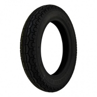 2.75-10 Black Pneumatic Tyre For A Powerchair