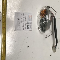 Used Headlight & Indicator Blinker Cluster For A Shoprider Mobility Scooter S1528