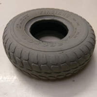Used 260 x 85 Pneumatic Tyre For A Mobility Scooter - S737