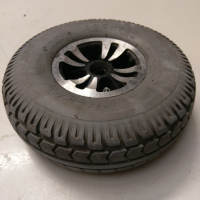 Used 330 x 100 Rear Kenda Pneumatic Wheel & Tyre For A Mobility Scooter S2234