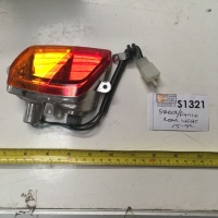 Used Brake & Indicator Blinker Lens For A Strider / Kymco Mobility Scooter S1321