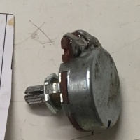 Used Speed Potentiometer For A Shoprider Mobility Scooter S1819