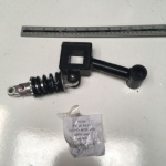 Used Suspension Spring & Axle For A Pride Mobility Scooter N2428