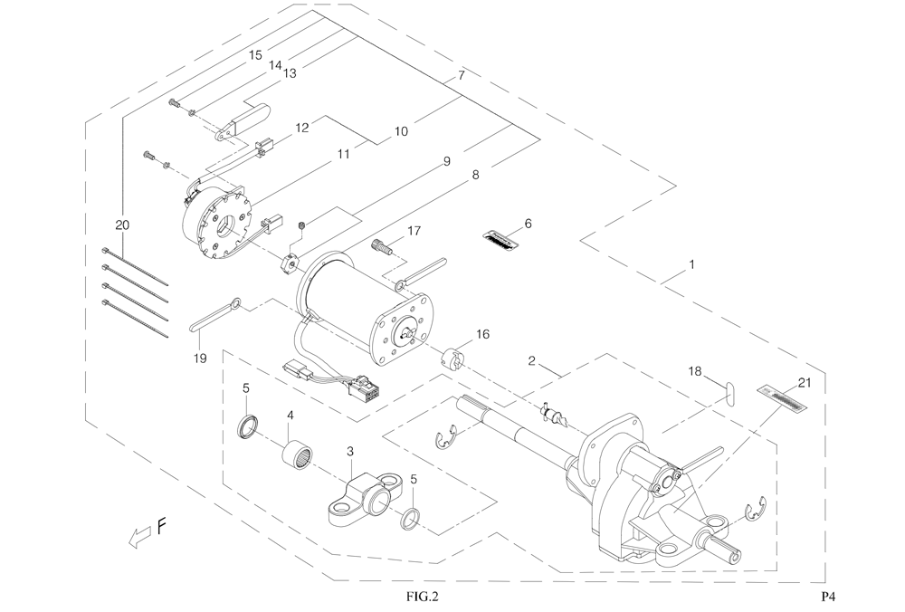 shoprider parts diagram