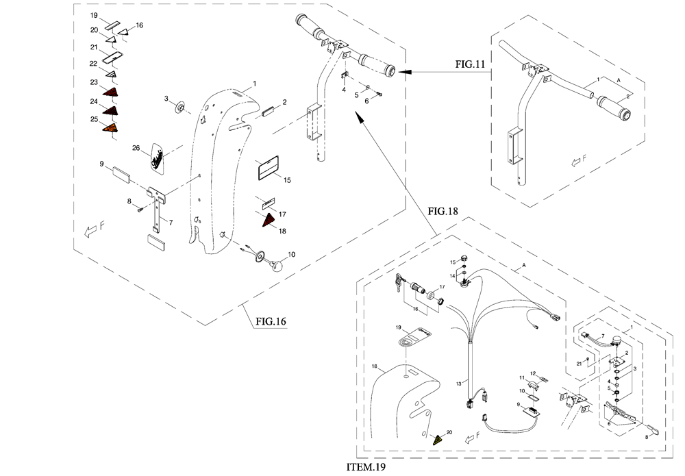 Shoprider Valencia Gk10 Mobility Scooter Diagram Directory Wheelie