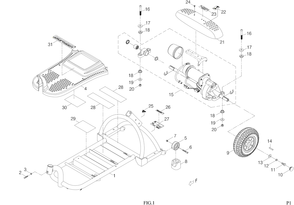 DIAGRAM] Wiring Diagram For Shoprider Te 999 FULL Version HD ... on