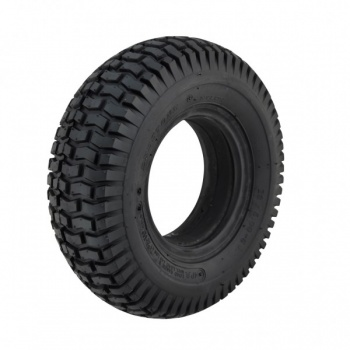 13/500 x 6 Black Solid Tyre For A Mobility Scooter