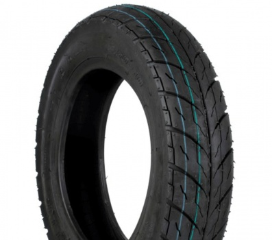New 3.50-10 Black Pneumatic Tyre Tire For A Mobility Scooter