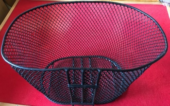 Used Front Metal Mesh Basket For A Mobility Scooter T612