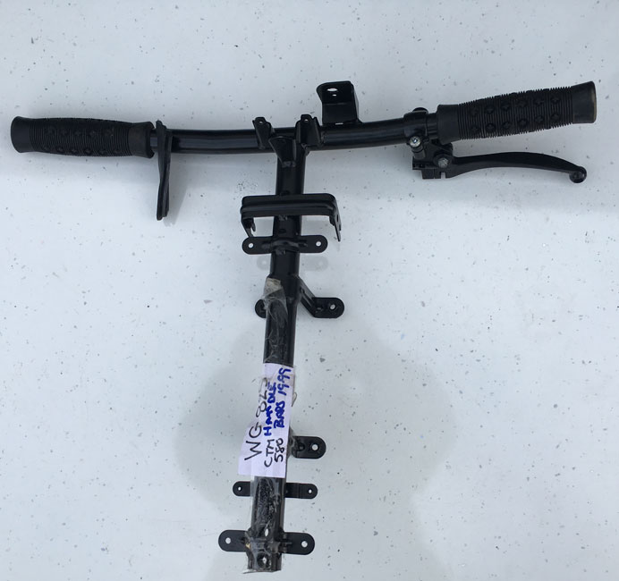 Used Steering Column & Handlebars For A CTM Mobility Scooter N1935