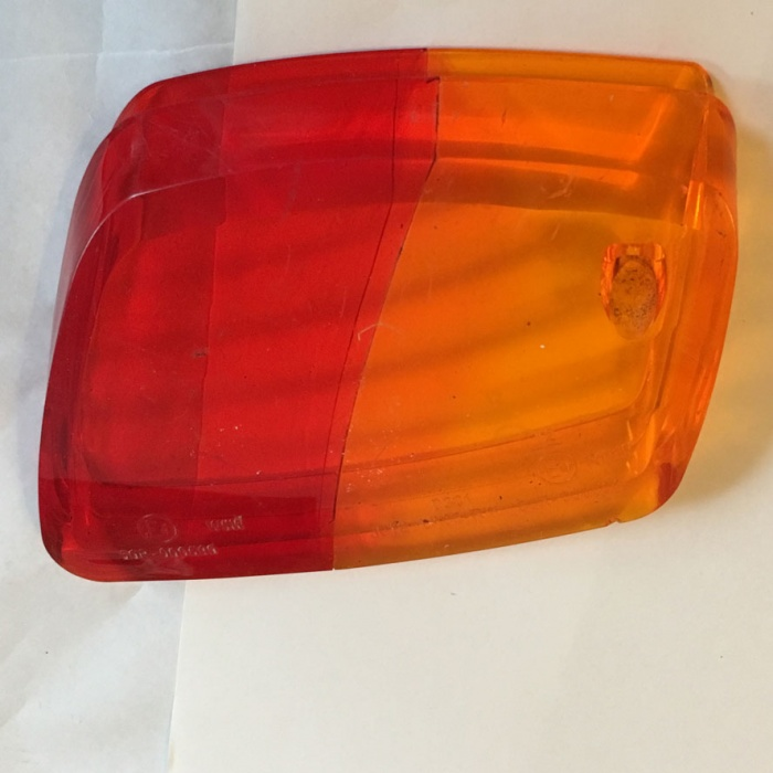 Used Brake & Indicator Lens For A Strider Kymco Mobility Scooter V3740