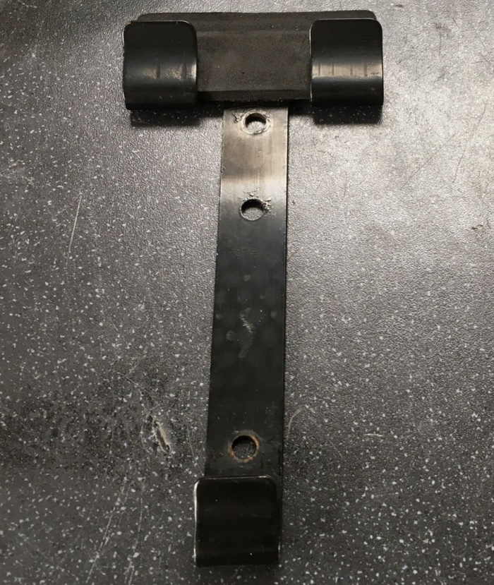 Used Front Basket Bracket For A Shoprider Mobility Scooter V1218
