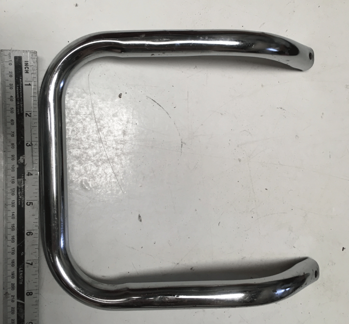 Used Front Bumper For A Mobility Scooter Spare Parts V7425