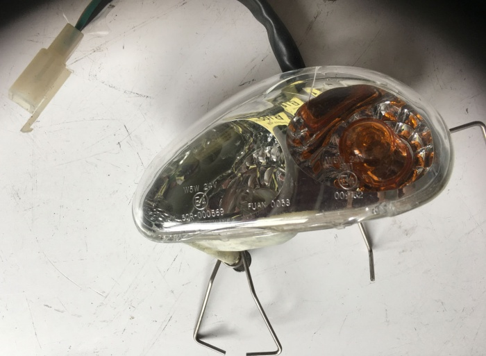 Used Headlight & Indicator For A Shoprider Mobility Scooter B168
