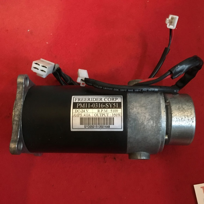 Used Motor & Brake PM110-0316S51 For A Freerider Mobility Scooter T721
