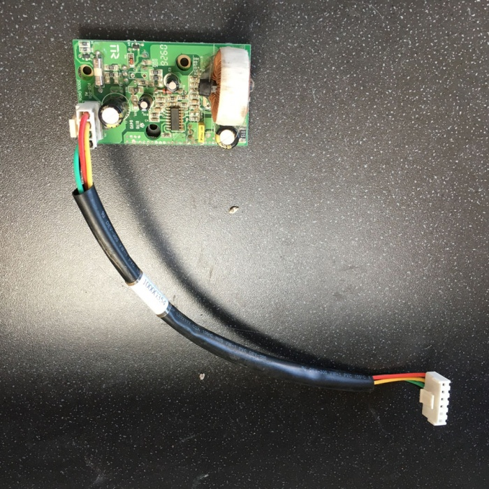 Used Printed Circuit Board For A Landlex Mobility Scooter V383