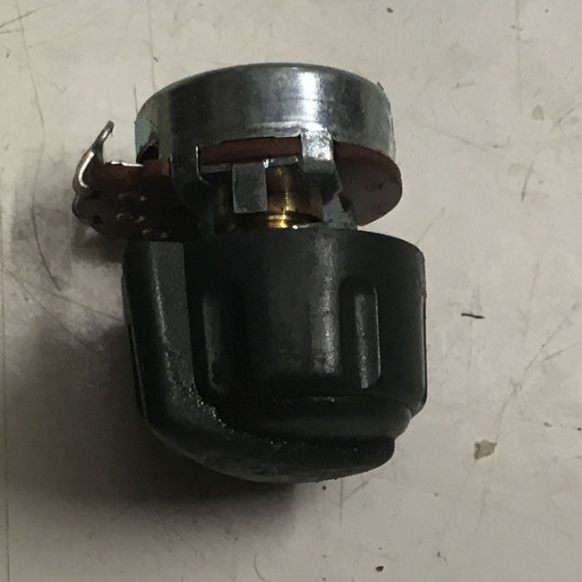 Used Speed Potentiometer For A Pride GoGo Ultra Mobility Scooter S1473