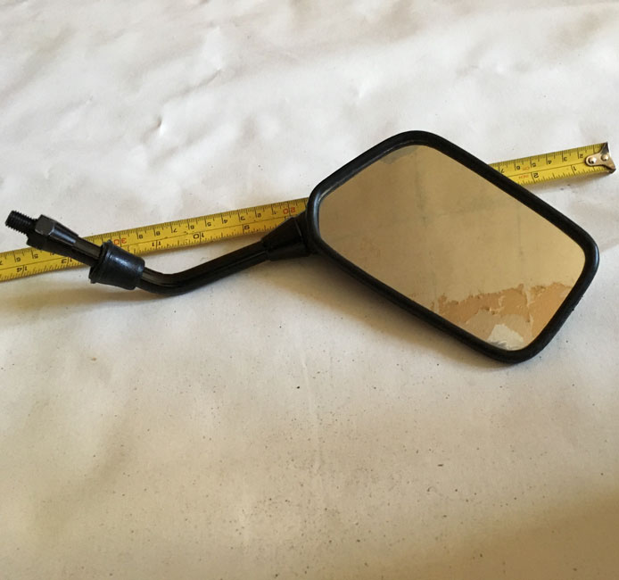 Used Wing Mirror For A Mini Crosser Mobility Scooter S6044