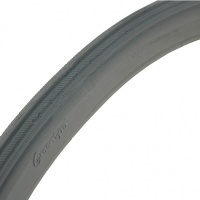 24 x 1 3/8 Grey Solid Wheelchair Tyre Tire