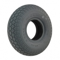 New 3.00-4 260x85 Grey Solid C154 58mm Tyre Tire For A Mobility Scooter