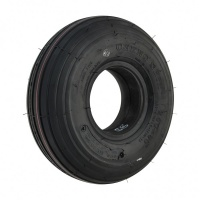 New 3.00-4 Black Solid Ribbed 58mm Tyre Tire For A Mobility Scooter
