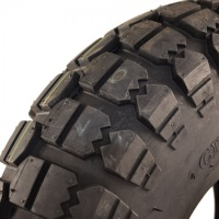 New 4.00-6 Black 68mm Block Solid Tyre Tire For A Mobility Scooter