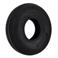 New 3.00-4 Cheng Shin Black Ribbed Pneumatic  Scooter Tyre Tire