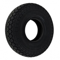 New 330x100 (4.00-5) Black Pneumatic Tyre Tire For A Mobility Scooter