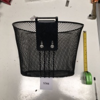 Used Front Metal Mesh Basket For A Mobility Scooter S366