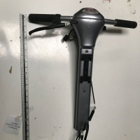 Used Front Steering Handles & Brake For An Infinity Scooter R1021