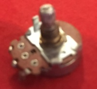 Used 25k Speed Potentiometer For A Shoprider Mobility Scooter T494