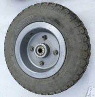 Used 410/350 x 6 Pneumatic Wheel/Tyre For A Rascal Pioneer Mobility Scooter T1739