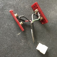 Used Battery Contact For A Shoprider Mobility Scooter V1029