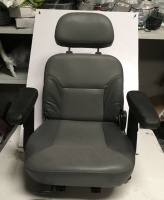 Used Captain's Seat For A Shoprider Cadiz Mobility Scooter V3086