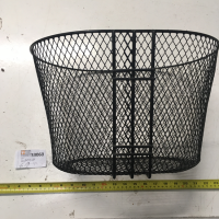 Used Front Metal Mesh Basket For A Mobility Scooter S3060