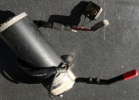 Used Motor & Brake M6CA40905000219 For A Mobility Scooter V1286
