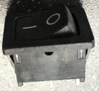 Used On Off Button For A Pride Mobility Scooter V1176
