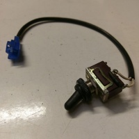 Used On-Off Tiller Switch For A Shoprider Mobility Scooter S1854